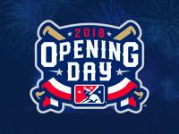 2018 MiLB Opening Day
