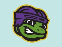 Black Swamp Ice Frogs Hockey