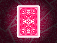 Vegas Card Deck