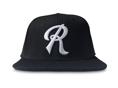 Raleigh Baseball Movement north carolina script hat baseball hat branding logo sports design baseball raleigh