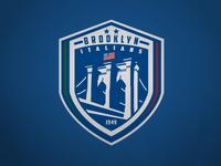 Brooklyn Italians (NPSL) Rebrand Concept