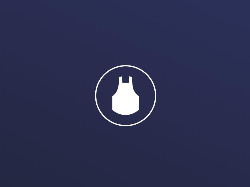 Blue Apron App product design user interface ux ui app mobile ios food ipad cooking concept blue apron