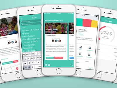 Pinch mobile search volunteering codepath ios swift