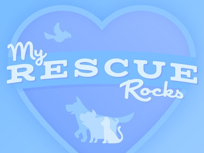 My Rescue Rocks Podcast Cover WIP