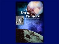 Dwarf Planets Interpretive Panel