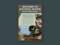 Neches Welcome Panel