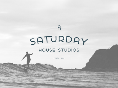 Saturday House Studios Logo