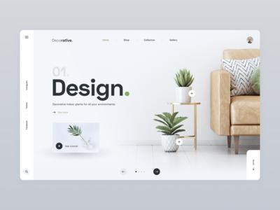 Web Design Minimalist web design branding minialista ui  ux ui interaction inspiration minimalist ux design ui design