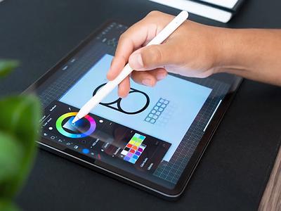 Creative Process - Brand Design 🎨 ipad pro illustrator minimalist brand sogaso motion graphics animation illustration logo branding graphic design