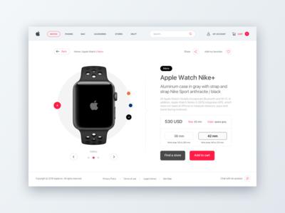 Web eCommerce Store