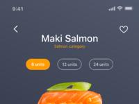 Sushi dark