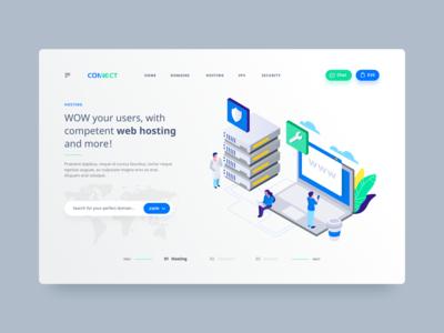Hosting & Domains - Web Design