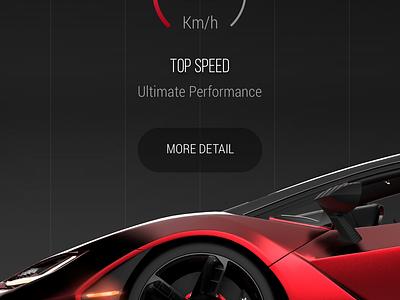 Shop Car App + Tour 360º app ui design ux designer iphone shop app app ios app concept minimalist ios app design