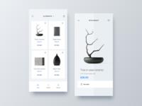 Minimalist eCommerce App