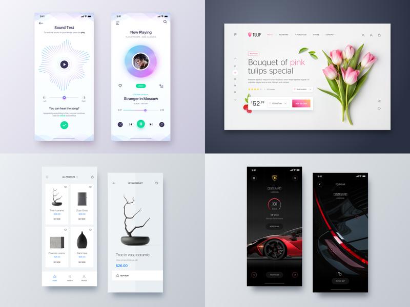 Top Shots 2018 🔥 iphone x ecommerce design ecommerce home app interaction detail ui  ux minialista ios ui minimalist design ui  ux design web design inspiration app design ui design ux ux design top