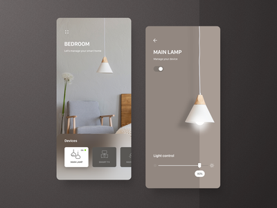 Smart Home App app concept detail minialista iphone x user interface home app design ui  ux design interaction inspiration ui ios ux app design ui  ux minimalist smart home smart ux design ui design