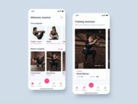 Training Fitness App