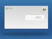 Letter front