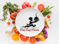 Ding Dong Dinners Logo
