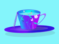 Cup swimming