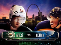 Minnesota Wild Game 5