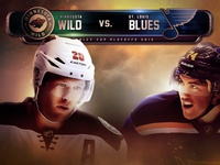 Minnesota wild Game 5 version 2