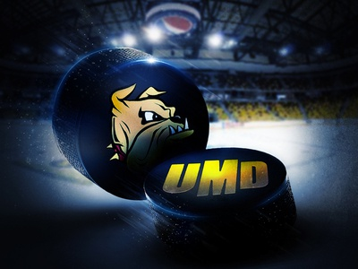 UMD Bulldog Hockey
