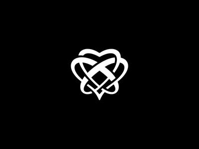 Coming soon! forever togheter golden ratio geometry sacral hearts lovers hand drawn heart logo symbol design minimal symbol mark love heart logo