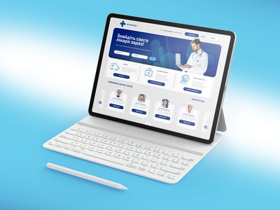 MyDoctor - Full Case Study - Coming Soon! ux design ui design ui uxui ux website platform medic mydoctor branding www web app telemedicine app development telemedicine