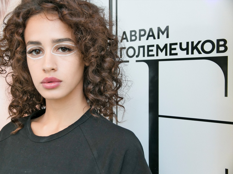 Beauty Shop by Avram Golemechkov - Full baranding haircut beauty saloon 3rd year bulgaria sofia avram golemechkov atelier
