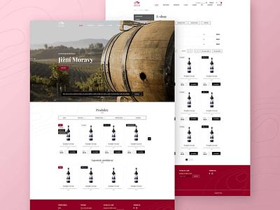 Skalak e-shop html graphic design webdesigner website webdesign design landing page ux ui web