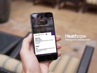 Heathrow Airport - Concept Design
