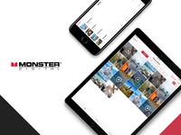 Monster Digital App - cover