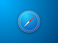 Safari icon - revisited for MacOS