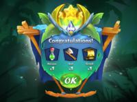Congratulations UI