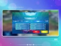 Game UI/UX