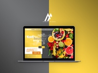 Healthy Food Web Design - 2018