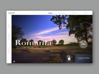 ROMANIA VISIT PLACE CONCEPT - 2018