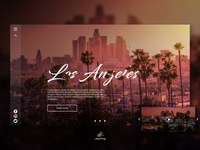 LOS ANGELES TRAVEL INTERFACE - 2018