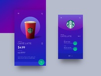 Cup dribbble