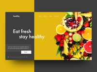 Remake Healthy Food Web Design - 2019