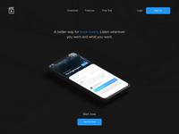 AudioBook App Presentation - 2019
