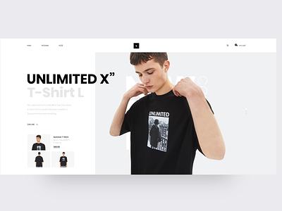KALLYAS - Fashion Shop 2019 design ui design branding flat fashion shop store shop fashion ux web ui website minimal modern