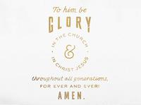 Ephesians 3:21