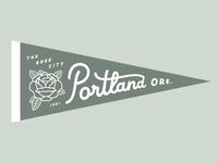 Portland Pennant
