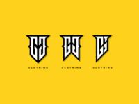 Logo design, monogram