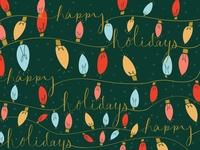 Happy Holiday Lights
