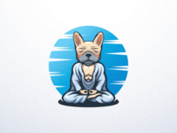 Omdog logo design