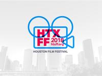 Film festival logo concept