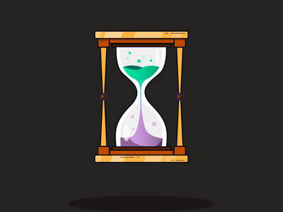 Poison inktober poison hourglass